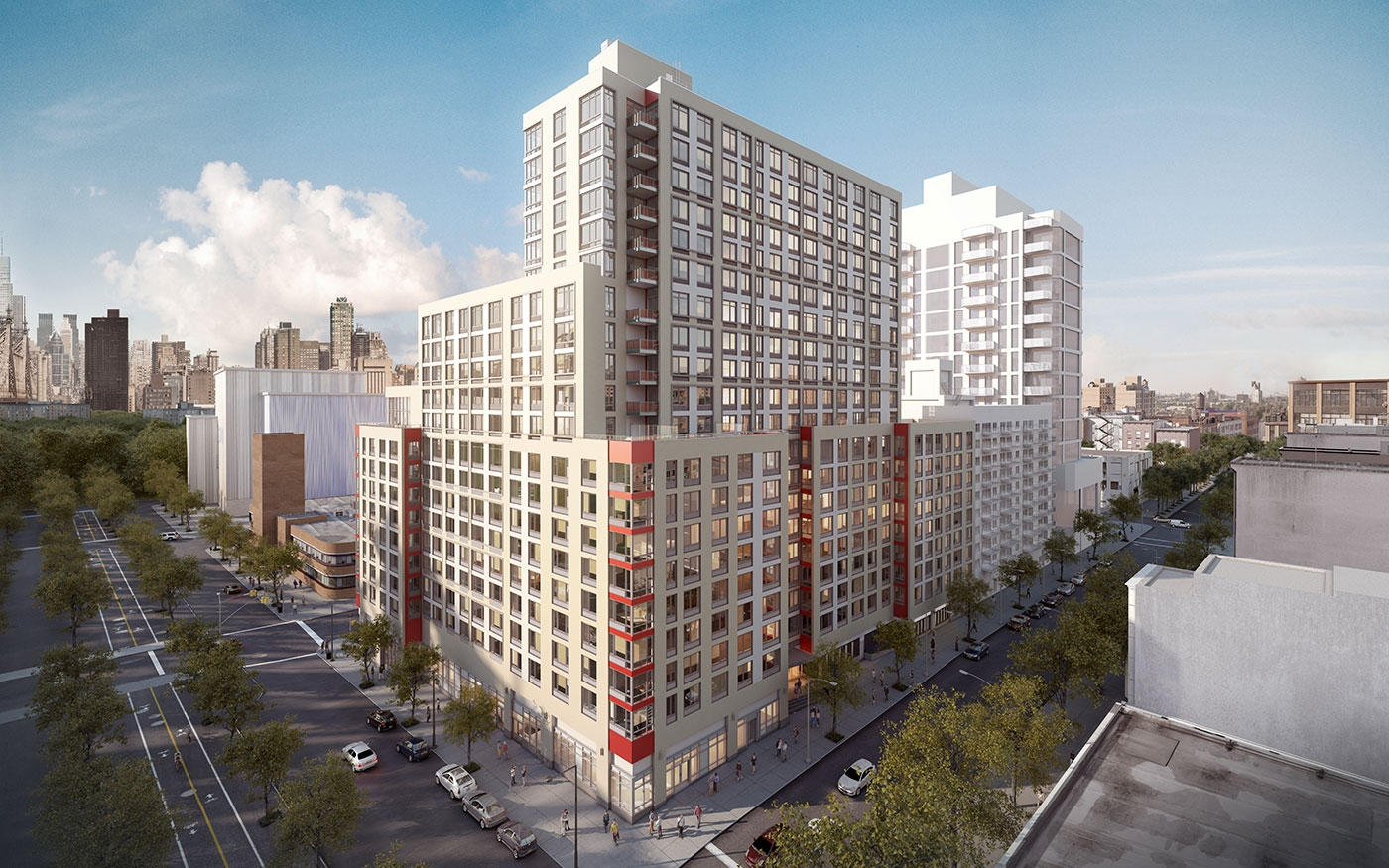 23-1 Queens Plaza N, Long Island City, NY 11101, U
